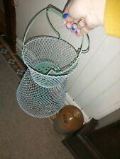 More details for vintage french keep net keepnet rustic home farmhouse * free mainland postage
