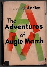 Saul Bellow: The Adventures of Augie March FIRST EDITION