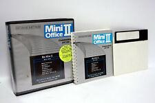 MINI OFFICE 2 II DISK VERSION  PROGRAMMA USATO VERSION UK COMMODORE64 FR1 58106