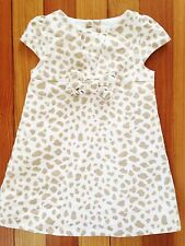 GYMBOREE LEOPARD PRINT DRESS GIRL 6-12M