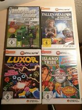Lot of 7 PC games NEW SEALED