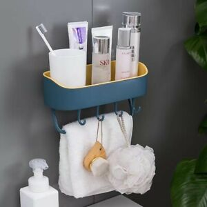 US Bathroom Shower Shelf Corner Storage Rack Holder Organizer Caddy