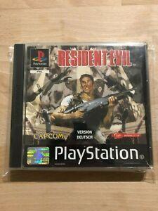 Resident Evil 1 OVP Playstation 1 PS1 PSX