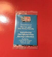 1991 Pro Set Petty Family Racing Prototype Set (3 Cards) Richard Petty Sealed