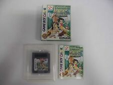 GB -- Survival Kids Kotou no Boukensha -- Box. Game Boy, JAPAN Game Nintendo.