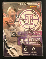 2019-20 Panini Illusions Basketball NBA Blaster Sealed Box IN HAND Ships Fast!