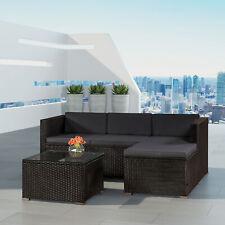 Gartenmöbel Polyrattan Lounge Rattan Gartenset Sitzgruppe Rattanmöbel - B-Ware