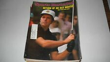 Gary Player wins Masters -Sports illustrated 4/22/1974