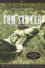 Aladdin Classics: The Adventures of Tom Sawyer by Mark Twain (2001, Paperback)
