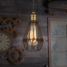 Retro kronleuchter Vintage pendelleuchte küche LED deckenlampe E27 hängeleuchte