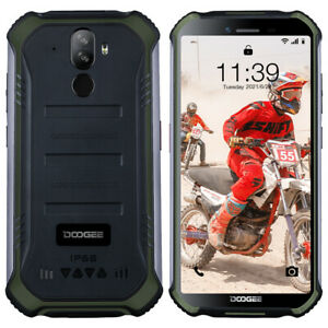 2021 Rugged Smartphone 4GB+64GB Android 10 Unlocked Mobile Phone DOOGEE S40 Pro