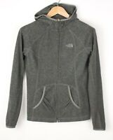 THE NORTH FACE Women Zip Fleece Jumper Sweater Size S AVZ188