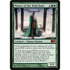 MAGIC THE GATHERING MTG MASTER OF THE WILD HUNT M10 FOIL