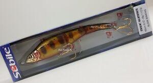 """SEBILE 165 SSK 6 1/2"""" MAGIC SWIMMER Jointed Swimbait Lure Golden Trout SINKING"""