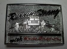 Snap-On Tools Belt Buckle Runnin' Strong With Team Snap-On