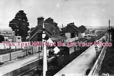 HA 4 - Sutton Scotney Railway Station, Winchester, Hampshire - 6x4 Photo