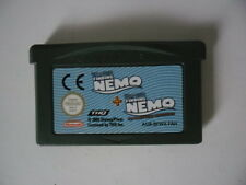 DISNEY PIXAR - FINDING NEMO + THE CONTINUING ADVENTURES - GAME BOY ADVANCE - GBA