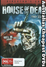 House Of The Dead Funny Version DVD NEW, FREE POSTAGE WITHIN AUSTRALIA REGION 4