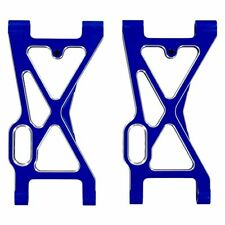 Red Cat Racing RER01501 Alum Fr Lower Suspension Arm 2 Blue RampageMT
