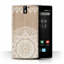 Étuis, housses et coques en bois, bambou pour téléphone mobile et assistant personnel (PDA) OnePlus