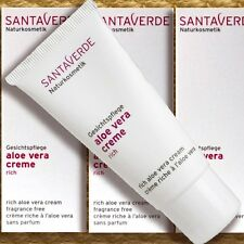 Santaverde Aloe Vera creme Rich mit Duft 30ml