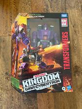 Transformers Kingdom Galvatron Leader Class War for Cybertron WFC-K28