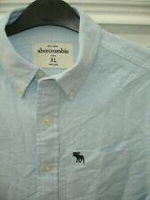Abercrombie & Fitch Blue Shirt Boys size XL