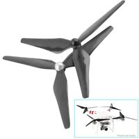 2PC 3-Blade Rotating Carbon Fiber 9450 Propeller Prop CW/CCW For DJI Phantom 1-3