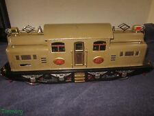 Lionel Trains 402E Standard Gauge Electric Locomotive With Two Motors Mohave