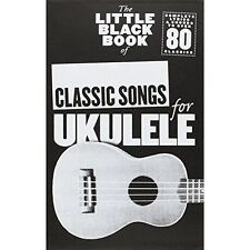 The Little Black Book Of Classic Songs (Ukulele), New, Wise Publications Book