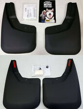 SALE HUSKY LINERS Mud Flap Guards For Chevrolet Silverado 1500 2014 FRONT REAR