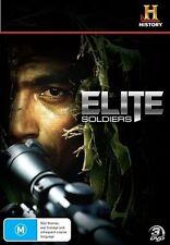 ELITE SOLDIERS : NEW DVD (Box-Set)