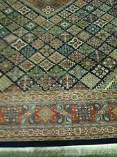 Hand Knotted Ekbatan Worsted New Zealand Luxury Wool Area Rug 9x12