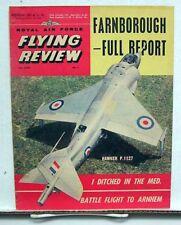 Nov 1962 ROYAL AIR FORCE FLYING REVIEW Magazine