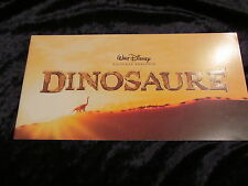 DINOSAUR  56 page french press book DISNEY