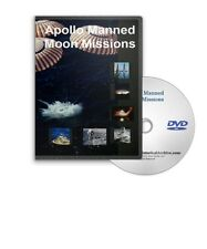 Apollo Manned Moon Missions Film Series  DVD - A267