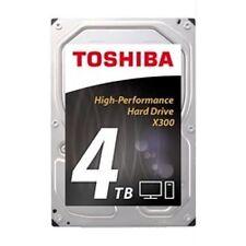 """Hard disk interni Toshiba Dimensioni 3,5"""" Velocità di rotazione 7200RPM"""