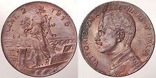 2 CENTESIMI 1915 R REGNO D'ITALIA VITTORIO EMANUELE III Spl/Q.Fdc #7869