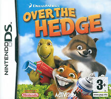 Over The Hedge Nintendo DS 3+ Action Game