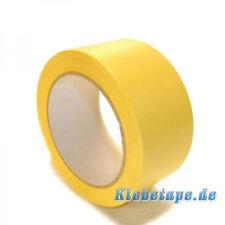 Bodenmarkierungsband gelb 50mm x 33m Klebeband Warnmarkierung PVC Tape