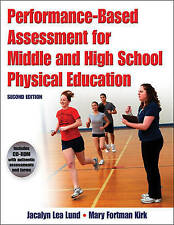 Performance-Based Assessment for Middle and High School Physical-ExLibrary