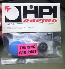 Vintage Original  HPI Racing  One Way Pulley 14T     NIP