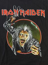 Iron Maiden Hooks In You T-Shirt Men's 2Xl Xxl Brand New Eddie