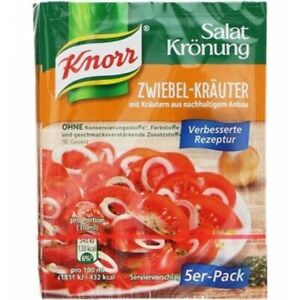 Knorr Onion Herbs Salad Dressing 8g (Pack of 15)
