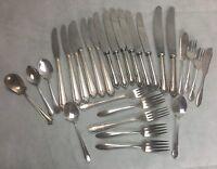 Kitchenware Lot Set Vintage Stainless Steel Maslin Super Knife