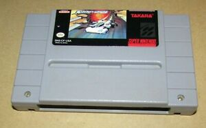 Cyber Spin for Super Nintendo SNES Fast Shipping
