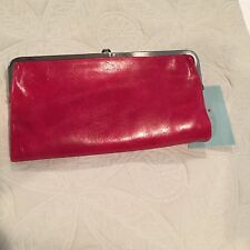 Hobo International Lauren Wallet - Garnet - NWT