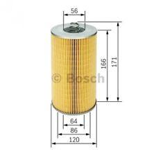 BOSCH Oil Filter 1 457 429 735