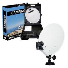 Megasat Campingkoffer Blank - 40cm Spiegel