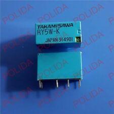 10PCS RELAY TAKAMISAWA/FUJITSU DIP-8 RY5W-K RY5W 5VDC 5V DC5V DC5